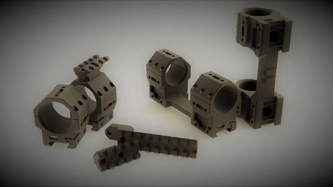 rifle weapon accessories